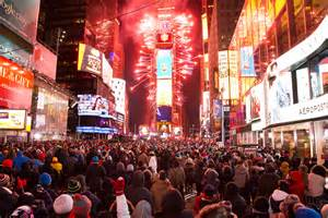 new years 2015 in new york where to celebrate new year s 2016 in new york