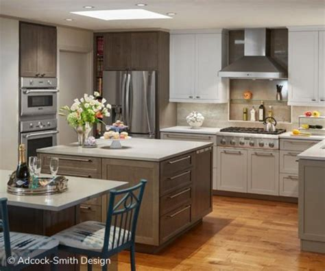 Two Tone Kitchen Cupboards - two tone kitchen cabinets to inspire your next redesign
