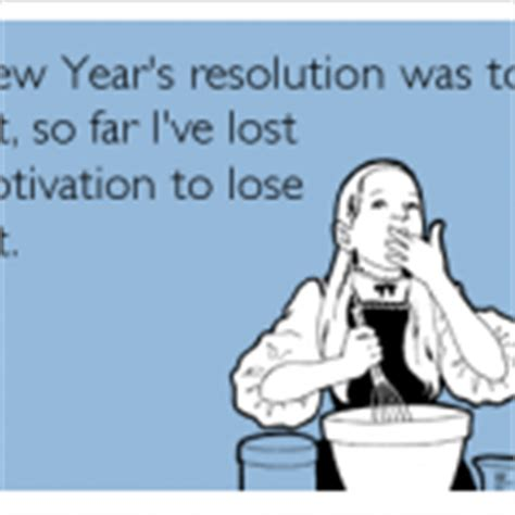 funny joke about new year s resolution