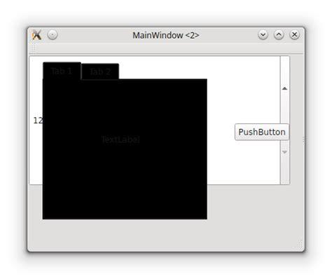 qt layout color qtabwidget background not transparent qt forum