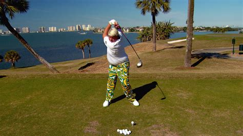 john daly swing john daly s swing drill to prevent club casting golf channel
