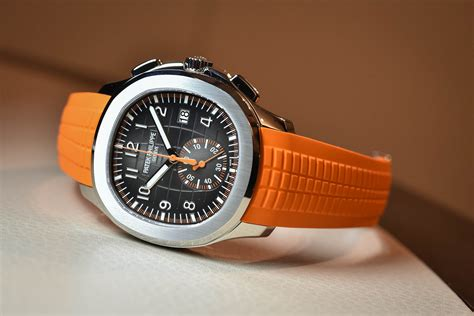 patek philippe aquanaut chronograph 5968a baselworld