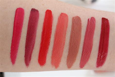 Revlon Ultra Hd Matte Lip Color Review revlon ultra hd matte lip color review swatches really ree