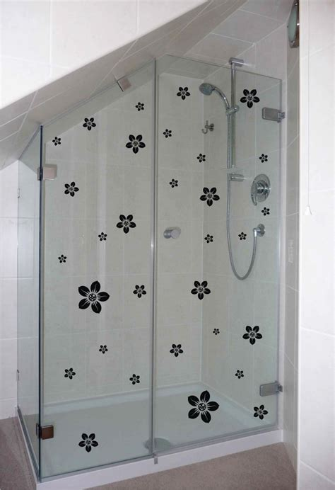 Shower Door Vinyl Stickonmania Vinyl Wall Decals Shower Door Vinyl Decal 26