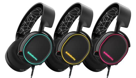 Headset Steelseries Arctis 7 steelseries arctis 5 review a comfortable headset with a