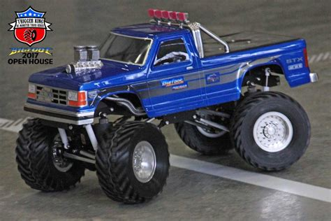 bigfoot rc truck bigfoot ranger specialty 171 trigger king rc radio