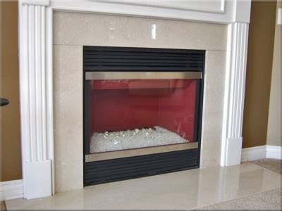 glass fireplace conversion picture gallery of fireplace conversion to glass and