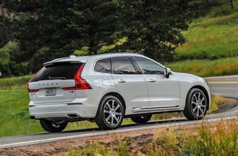 volvo xc   drive review  accidental performance crossover