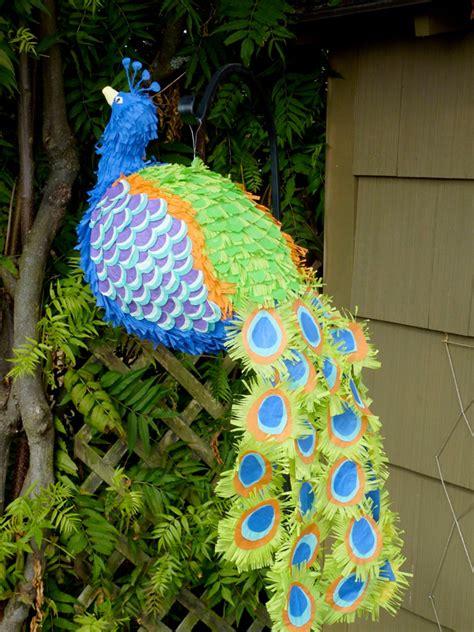 How To Make A Paper Mache Peacock - fabulous find adorable custom made pi 241 atas hostess