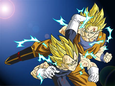 Awesome Son Goku HD Wallpapers.