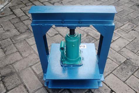 Mesin Hotprint Terbaik Bisa Emboss mesin pembuat kerajinan tangan barutino sandal