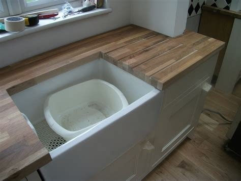 Drainer Sink by Belfast Sink And Oak Drainer