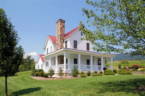 Small Country Home Plans by Classic Virginia Farmhouse W Lovely Interior 10 Hq