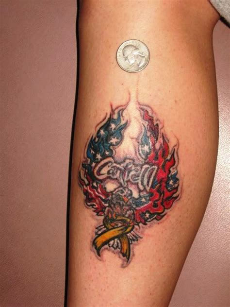 confederate tattoo designs 30 cool rebel flag tattoos slodive