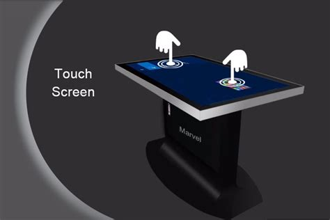 Touch Screen Conference Table 55 Inch Interactive Multi Touchscreen Conference Table With Touch Screen Buy Interactive Multi