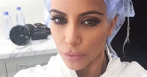 exles of over processed black hair how kim kardashian keeps her processed hair from falling