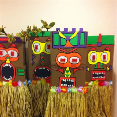 luau crafts for pin by joleen bartle on crafts for hawaiian luau