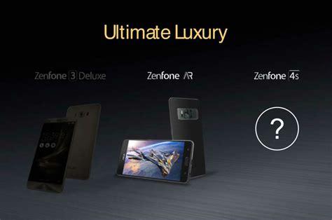 On Asus Zenfone 4s asus will launch zenfone 4 zenfone 4s and zenfone 4 max