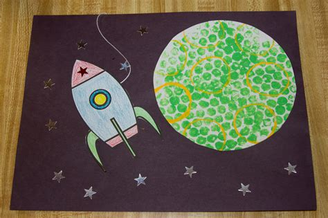 space craft ideas for outer space crafts me ideas