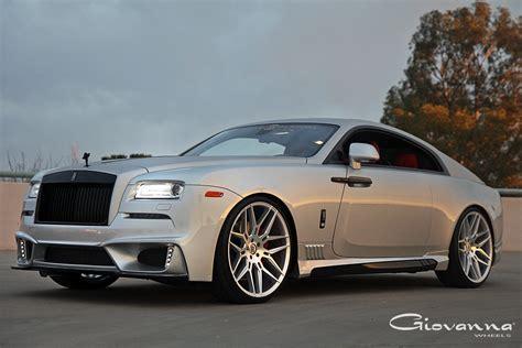 rolls royce wheels rolls royce wraith bogota giovanna luxury wheels