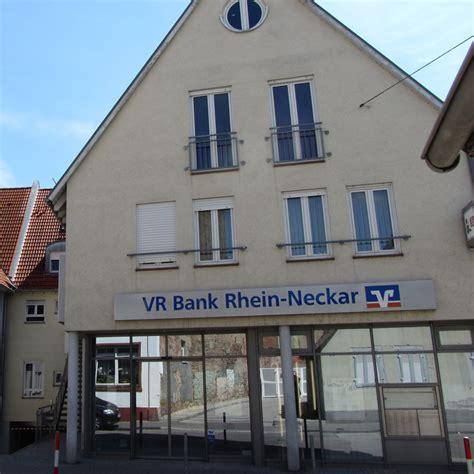Vr Bank Rhein Neckar Eg Filiale K 228 Fertal In Mannheim