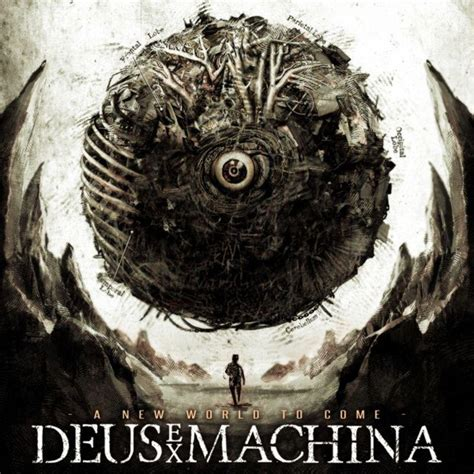 new machina deus ex machina a new world to come 2017 melodic death