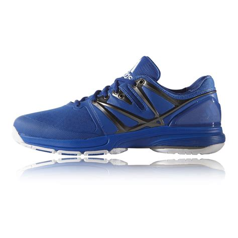 indoor sport shoes adidas stabil4ever mens blue squash hockey indoor sports
