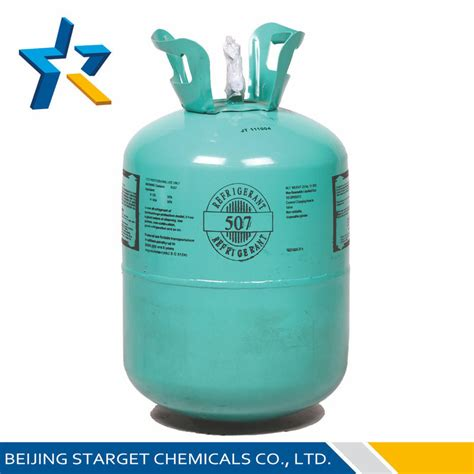 refrigerant alfron r507 r507 mixed refrigerant substitute for r502 r507 for low
