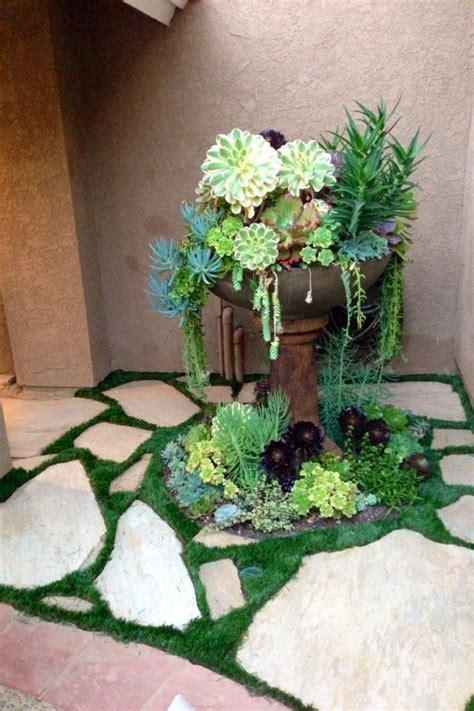 easy  create beautiful succulent arrangments