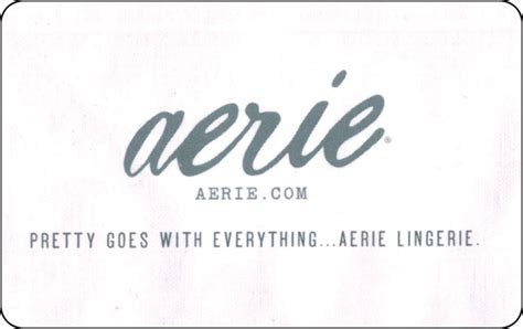 Aerie Gift Card Balance - aerie 174