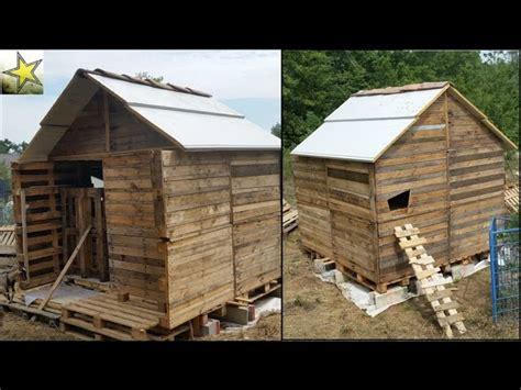 Construire Une Cabane Avec Des Palettes by Construire Une Cabane Avec Des Palettes Le Tutoriel