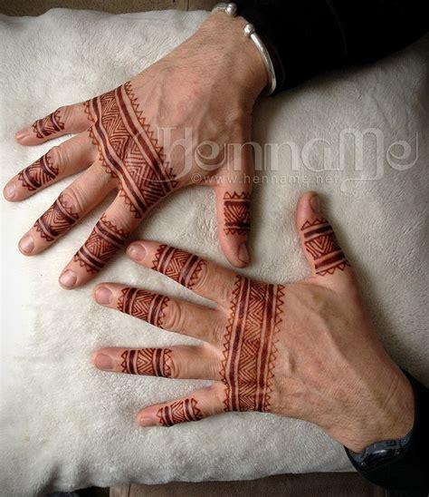 henna design man moroccan inspired henna men s hands flickr photo