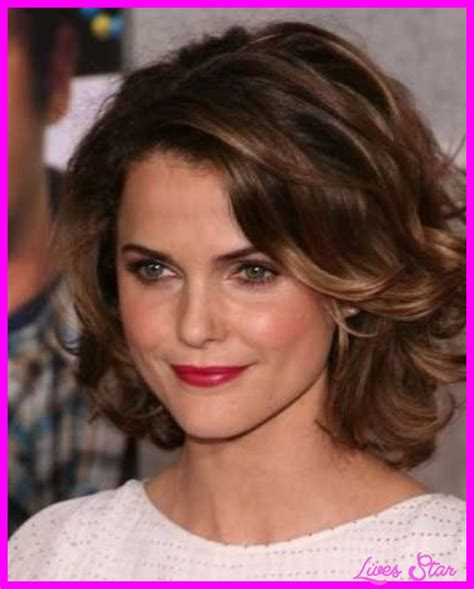 hairstyles fine slightly wavy hair haircuts for wavy fine hair livesstar com