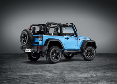 jeep shows wrangler rubicon with mopar one package