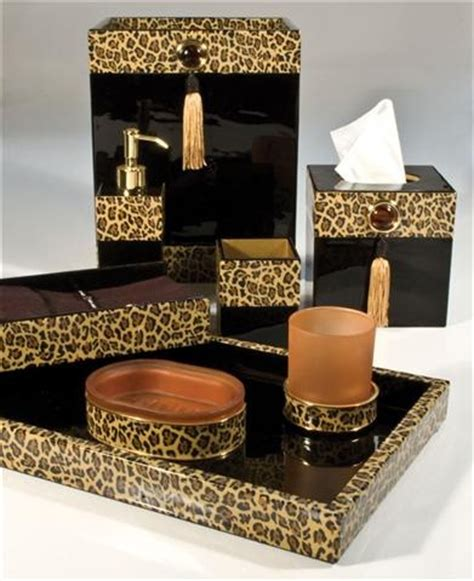 leopard bathroom sets 25 best ideas about leopard print bathroom on pinterest