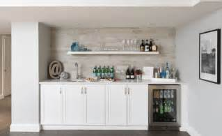 In Cabinet Wine Cooler Home Bar Ideas Freshome