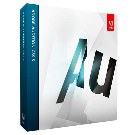 adobe cs5 adobe cs5 5 audio production software 65106821 b h
