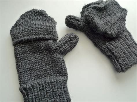 loom knit mittens these s loom knit convertible mittens on kk