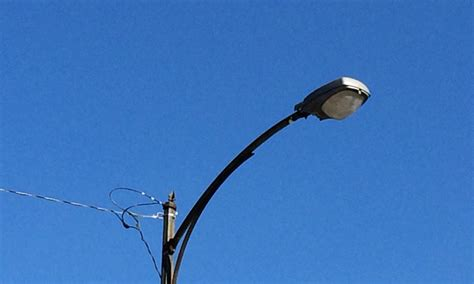 report a street light out report street light outages to municipal offices letter