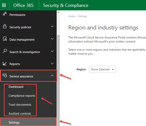 overview  navigation pane  office  security