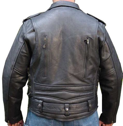 leather riding jackets for sale biker leather motorcycle riding jacket thick topgearleathers