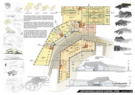 design center pune automotive design centre pune india by tushar amin at