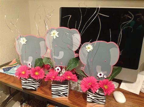 elephant centerpiece cake ideas and designs