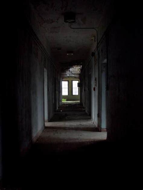 dark hallway dark hall photo of the abandoned foxboro state hospital