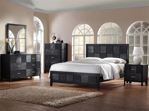 black modern bedroom set bedroom boring with the black bedroom sets try these