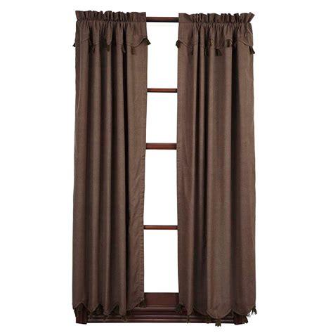 Carrington Short Curtain Panels 63 Quot X 36 Quot
