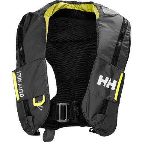 zwemvest helly hansen helly hansen sailsafe inflatable coastal zwart