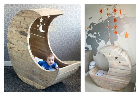 Diy Moon Shaped Cradle 1 - diy moon shaped cradle