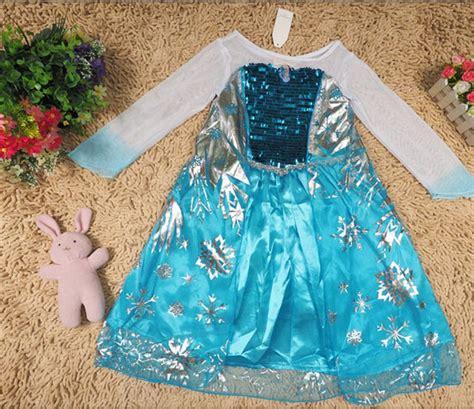 Baju Elsa Frozen Jakarta mainan anak gembrong mainan anak perempuan