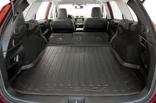 Subaru Forester Cargo Space Subaru Outback 2014 Release New Colors Html Autos Weblog